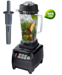 Hochleistungsmixer Test – Profi Smoothie Maker Power Mixer