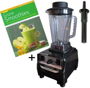 Hochleistungsmixer Test - Profi Stand-Mixer Smoothiemaker 30.000 U/min 2200 Watt Hochleistungsmixer Vita Easy